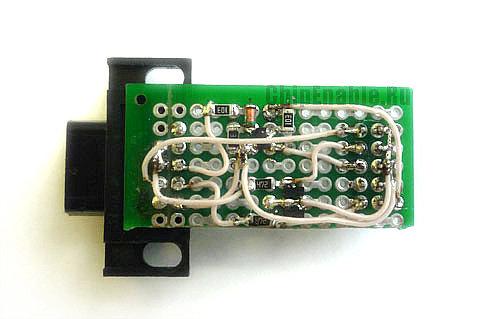 AVR программатор - макет